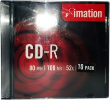 Imation CD Recordable 700 MB
