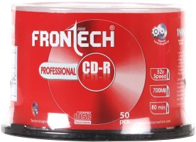 Frontech CD Rewritable 4.7 GB