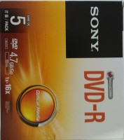 Sony DVD Recordable 4.7 GB