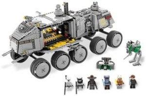 Lego Star Wars Clone Turbo Tank Multicolor