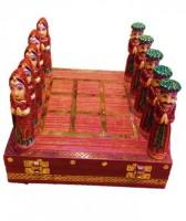 Desi Toys Sangraha Phuli Gola Board Game