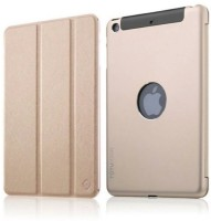 Totu Flip Cover for Apple iPad Air 2 Gold