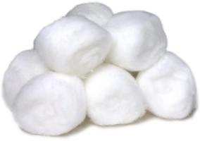 SJ Tulip multi use cotton Balls