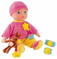 Chicco Kikla Doll Pink, Yellow
