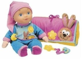 Chicco Goodnight Kikla Doll Pink, Blue