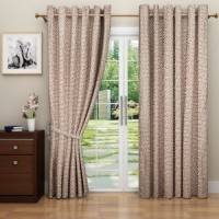 G M HomeFashion Galaxy Door Curtain