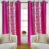 Home Candy Shades of Paradise Door Curtain Pack of 2