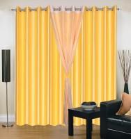 Hargunz Optimistic Door Curtain Pack of 4