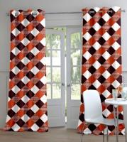 Trendy Home Diana Door Curtain Pack of 2