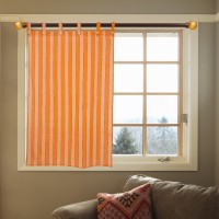 Handloom Factory Cotton Mania Window Curtain Pack of 2