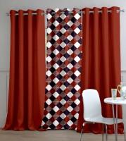 Trendy Home Diana Door Curtain Pack of 3