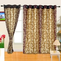 Cortina Charminar Door Curtain Pack of 2