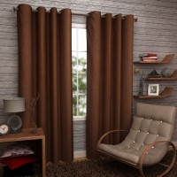 Enfin Homes Country Collection Window Curtain Pack of 2