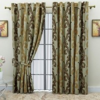 G M HomeFashion Inspiration Door Curtain