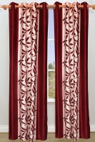 Vrinda Shades Of Paradise Door Curtain Pack of 2