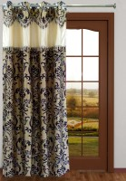 Homefab India Elegence Designer Coffee Door Curtain