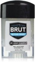Brut Active Sport Scent Deodorant Gel - For Men