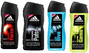adidas shower Deodorant Gel - For Women