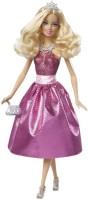 Barbie Modern Princess Doll Pink