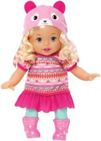 Fisher-Price Little Mommy Sweet As Me Panda Sweetie Doll Pink