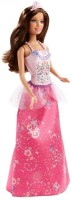 Barbie Princess Doll 3 BCP18 Multicolor