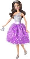 Barbie Modern Princess Doll Silver, Purple
