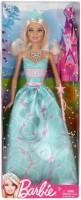 Barbie Modern Princess Doll Pink, Silver