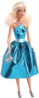 Barbie Modern Princess Doll Blue