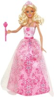 Barbie Princess Doll Assortment ? Orange Multicolor