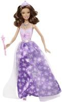 Barbie Modern Princess Doll Purple, Pink