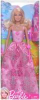 Barbie Modern Princess Doll White, Pink