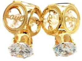 Bigpout Lovestruck K Alloy Stud Earring