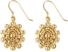 Silver prince Designer Brass Dangle Earring