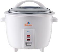Bajaj RCX 2 1 L Rice Cooker White