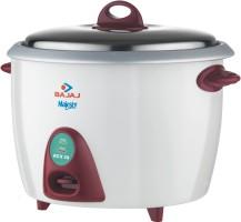 Bajaj Majesty RCX 28 2.8 L Rice Cooker White