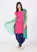 People Women's Patiala and Dupatta Set
