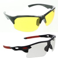 c8838842e25 Vast Combo Of Day   Night Vision Wrap Around Cricket Goggles