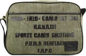 77ca7eba7c Puma Ferrari LS Reporter Messenger Bag Black - Rs 3330 - RStore.in