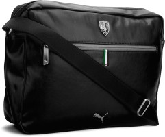 3064bf3885b Puma Ferrari LS Reporter Messenger Bag Black - Rs 3330 - RStore.in