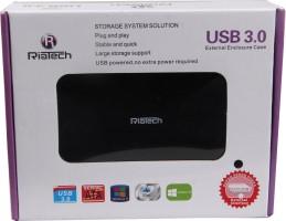 RiaTech USB 3.0 External Sata 2.5 inch Hard Drive enclosure