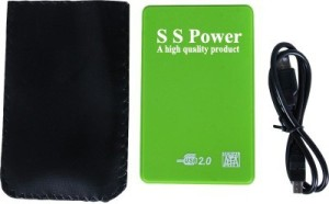 S.S.Power USB 2.0-G 2.5 inch Laptop Internal Hard Drive Enclosure
