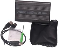 HashTag Glam 4 Gadgets HT 2.5 Inch HS HDD SATA 2.5 inch Internal Hard Drive Enclosure