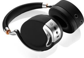 Parrot Zik Wireless Headphones Black, Over-the-ear