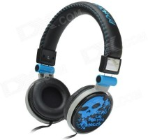 Havit HV-H83D Wired Headset Blue