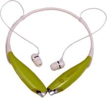 Hangout HEK-810 Wireless Bluetooth Gaming Headset Green