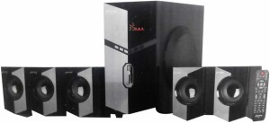 John Barrel 125 Watts Rms 5 1 Channel With Usb Memory Card Fm