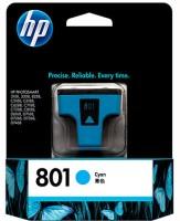 HP 801 Cyan Ink Cartridge Cyan