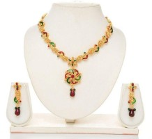 Belenteno H-06 Alloy Jewel Set Red