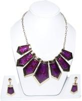 TheWeavers Fashionable Alloy Jewel Set Multicolor