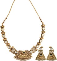 Fabroop Fashion Alloy Jewel Set Black